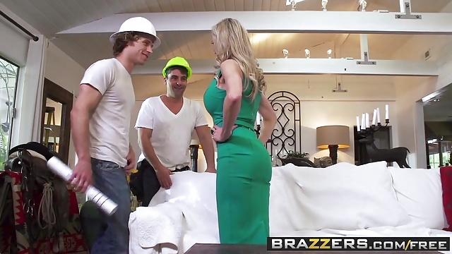 Brazzers – The Contractors